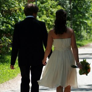 Entrée mariés cérémonie laïque