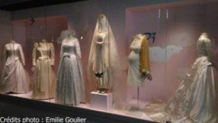 Collection de robes expo Just Married Bruxelles par Pour une cérémonie