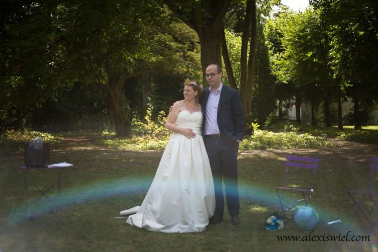 mariage surprise