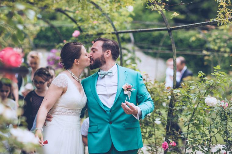 Rituel personnalisé mariage manoir tigeaux