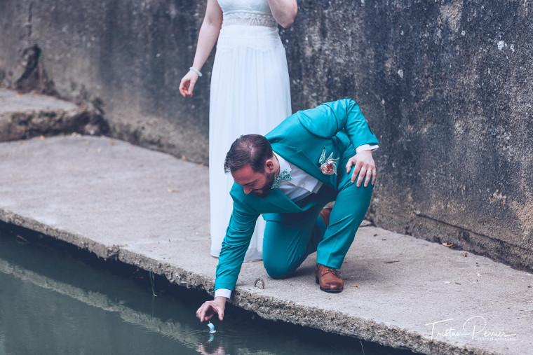 Mariage Héloïse et Jérémy au Manoir de Tigeaux