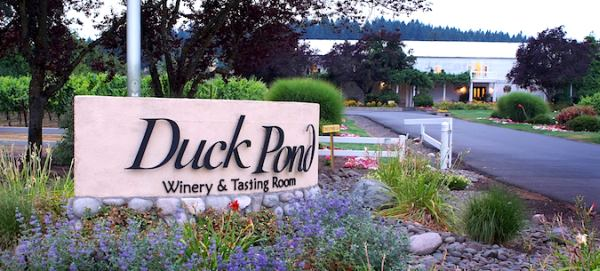 Duck Pond Entrance