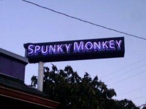 Spunky Moneky