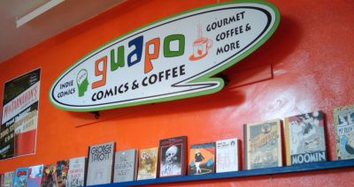 Guapo Comics and Cafe