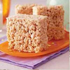 Marshmallow Crispy Treat
