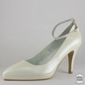 chaussures de mariage en petites pointures