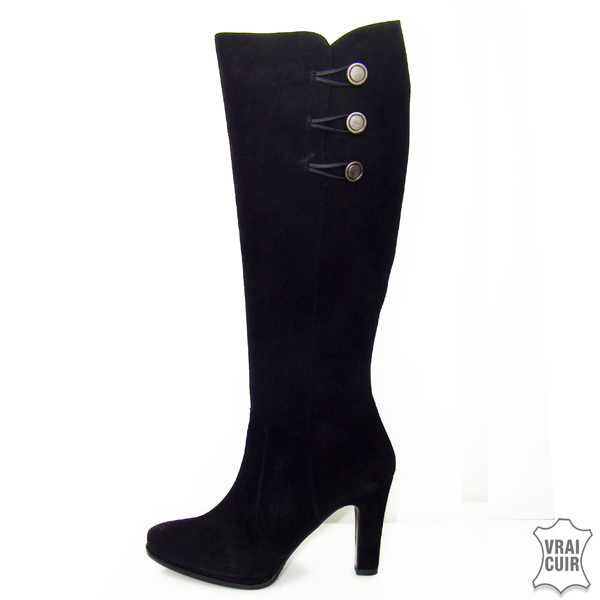 bottes femme petite taille