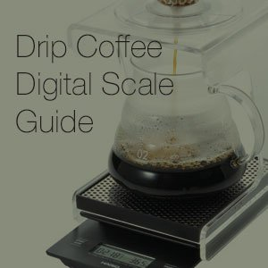 Choosing the Right Pour Over Coffee Digital Scale