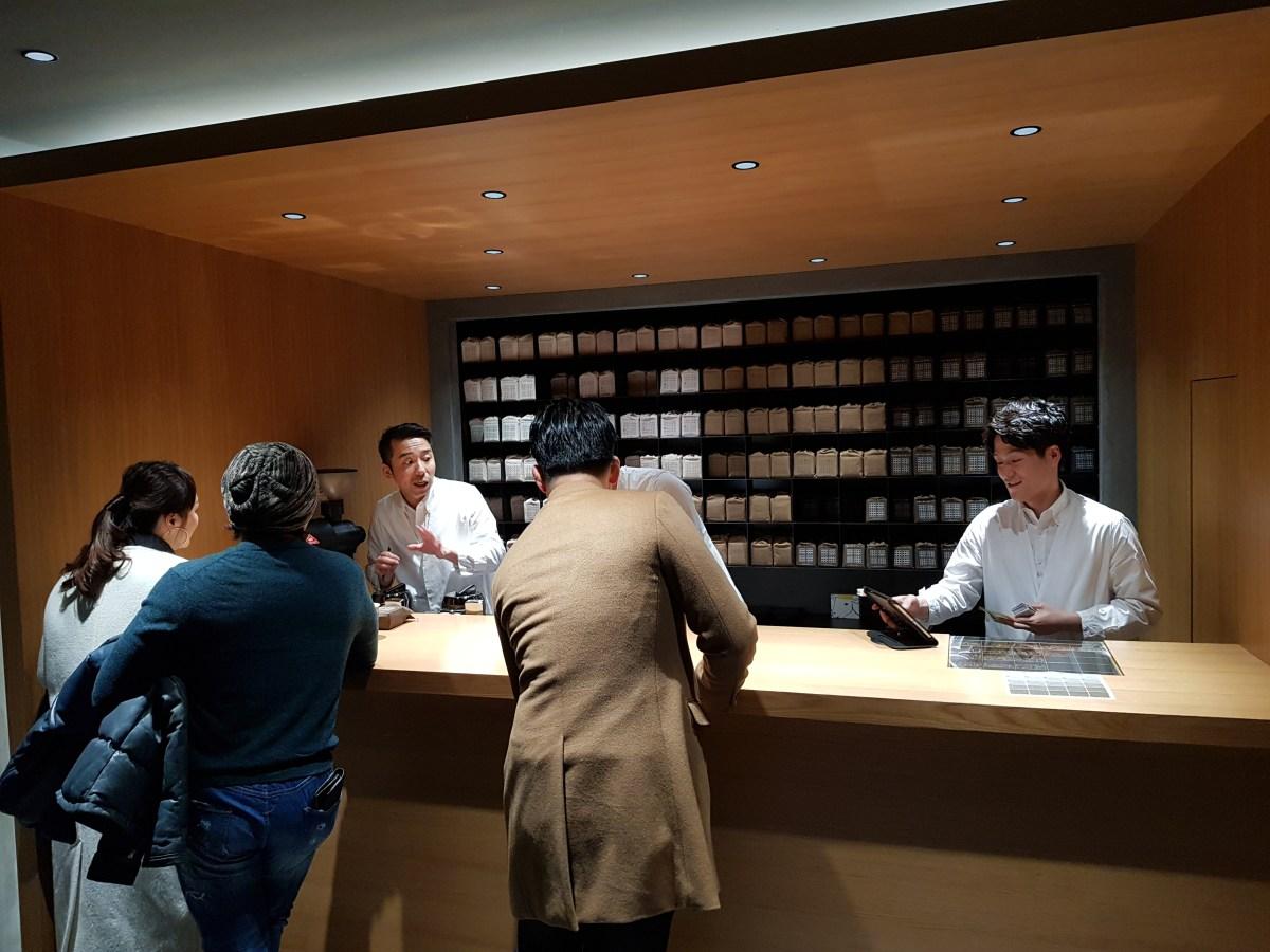 Koffee Mameya Tokyo - design magnet