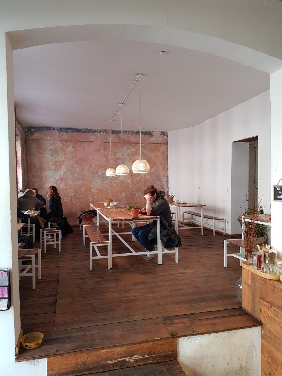 Kaffeekirsche Berlin - communal happiness