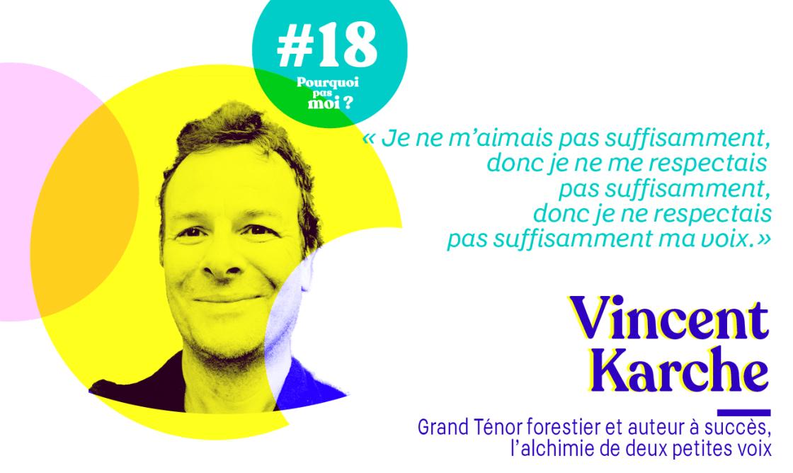 Blog Vincent Karche podcast