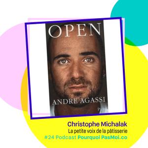 Christophe Michalak Objet podcast