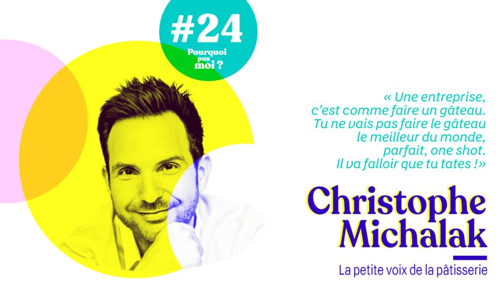 Christophe Michalak podcast