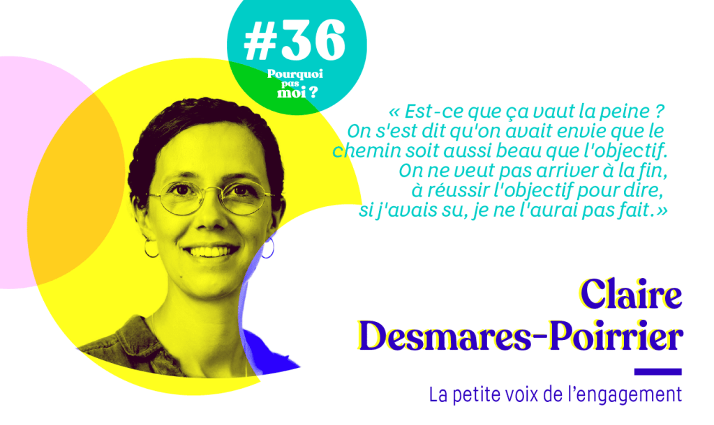 Claire Desmares Poirrier Podcast