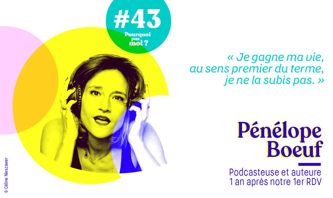 Pénélope Boeuf podcast