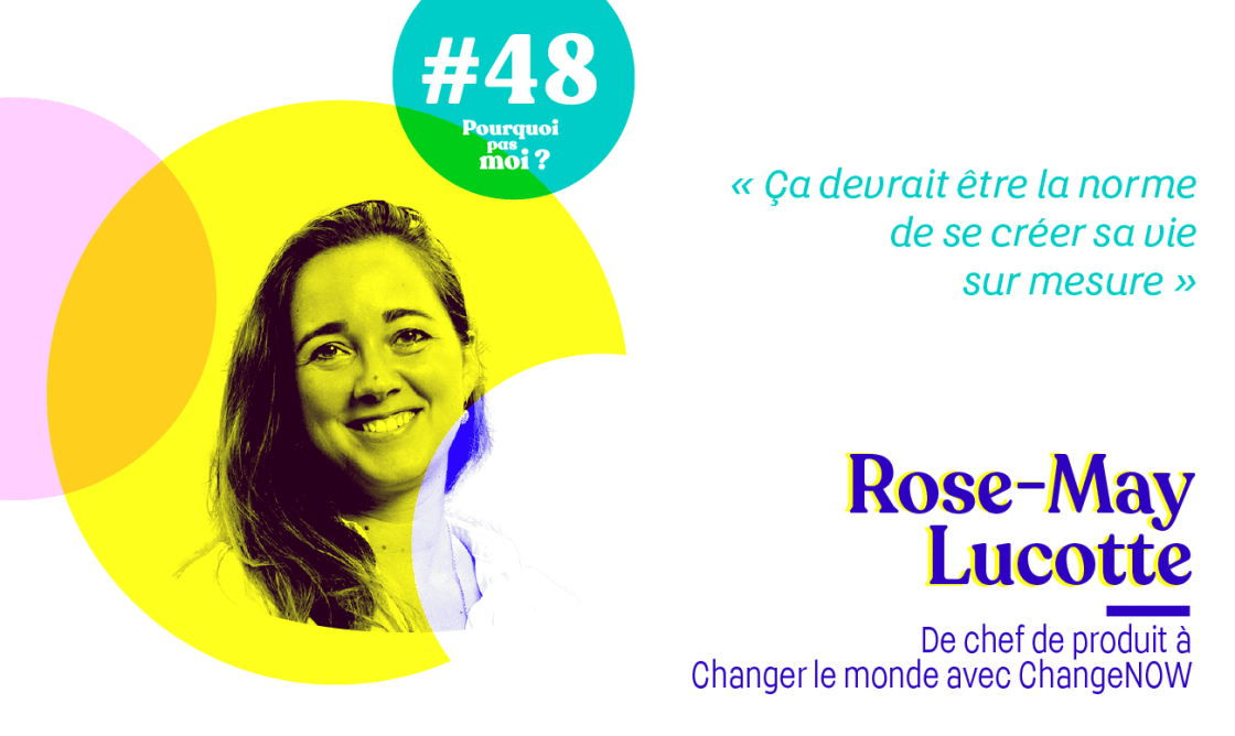Rose May Lucotte podcast