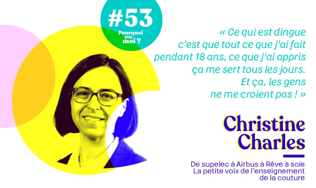 Christine Charles podcast