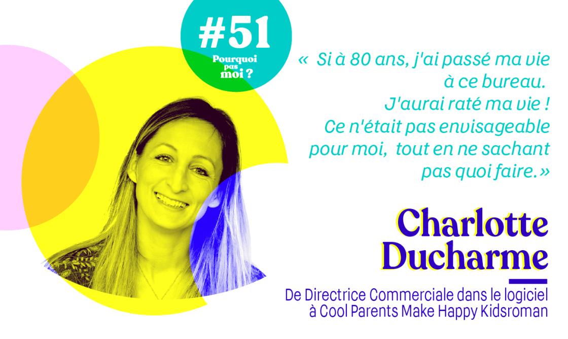 Charlotte Ducharme podcast