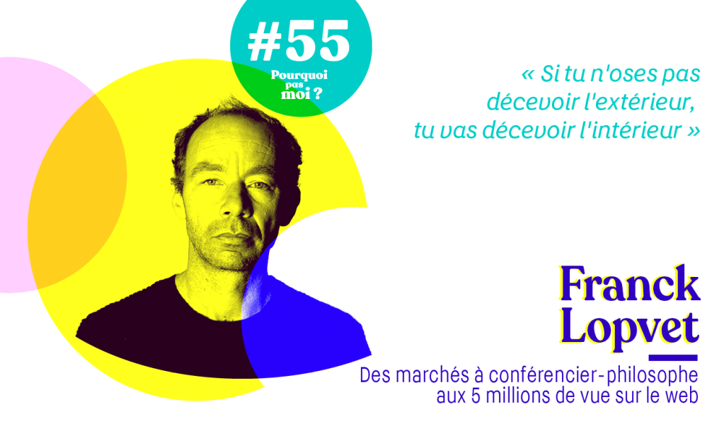 Franck Lopvet podcast