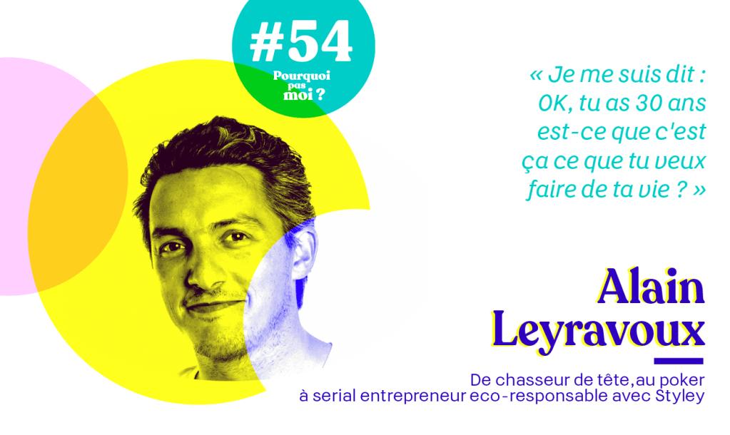 Alain Leyravoux podcast