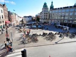 stationnement vélos Stroget