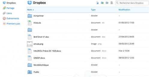 Pourquoi Dropbox, ça boxe ? (2/2)