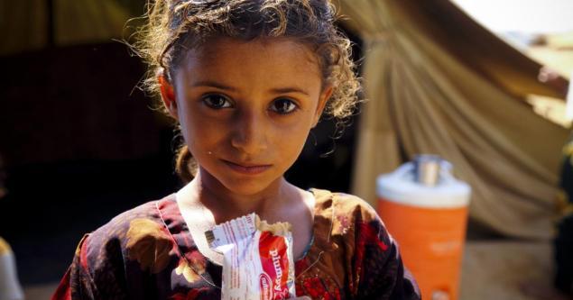 Yémen: choix décisif entre nourrir ou soigner les enfants.