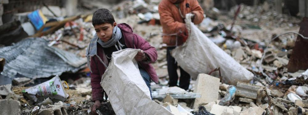Sous le parrainage de la Russie et de la Turquie, un nouveau cessez-le-feu est instauré en Syrie depuis le jeudi 29 décembre à minuit. Les armes se sont tues mais le sort des civils reste incertain.