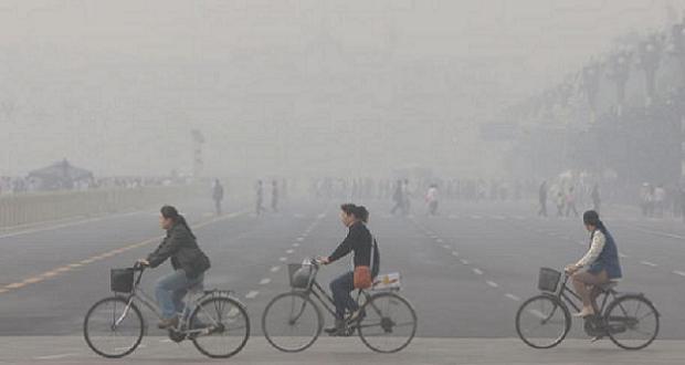 L'épisode de pollution atmosphérique qui a duré cinq jours devrait se terminer ce mercredi. Les autorités ont pris des mesures d'urgence pour faire baisser rapidement le taux de particules fines dans l'air.