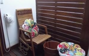 Ofuro Pes na Pousada Oca Poranga Guaruja