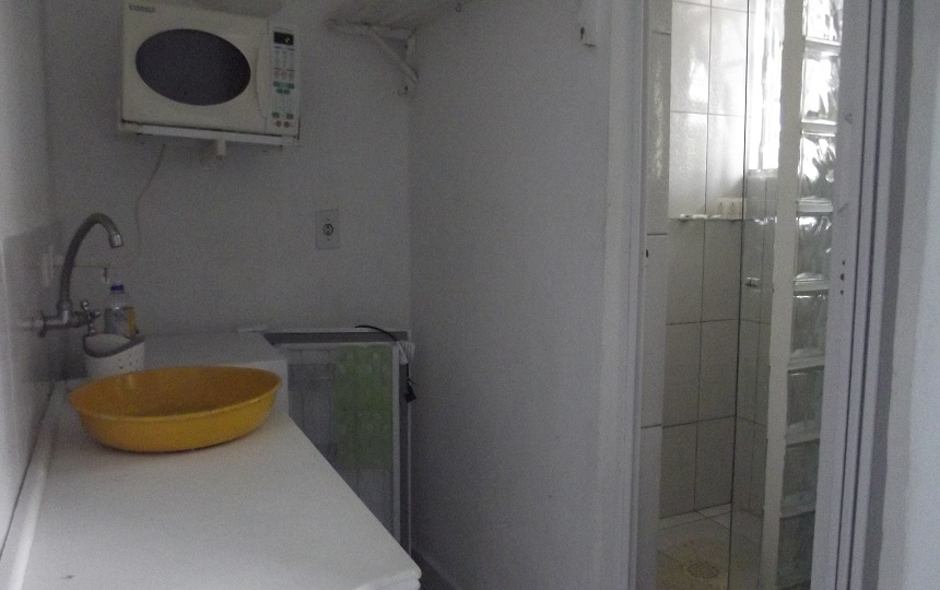 Banheiro Quarto Familia 2 Oca Poranga Pousada Enseada Guaruja