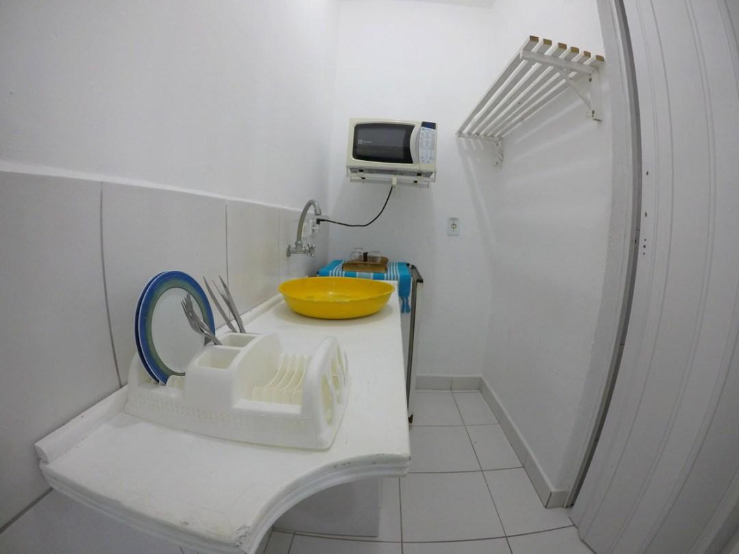 Cozinha Suite Familia Oca Poranga