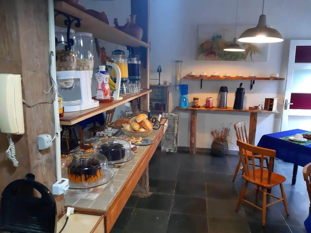 Espaco Cafe pousada oca poranga guaruja