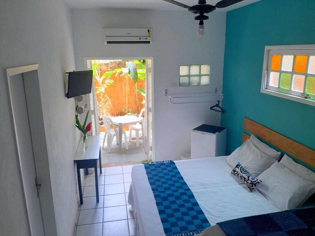 Suite para 4 pessoas - Oca Poranga Enseada Guaruja