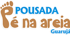 Logo Pe na Areia Pousada Guaruja Praia de Pernambuco Guaruja