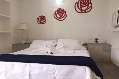 suite Master King Pousada Pe na Areia Pernambuco Guaruja