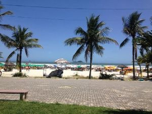 Praia da Enseada Guaruja SP