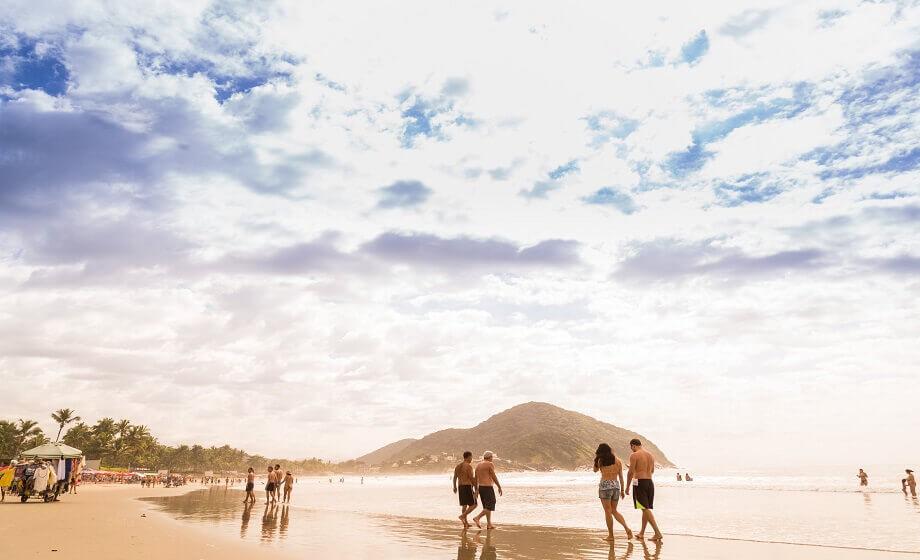 Guaruja Praia do Pernambuco