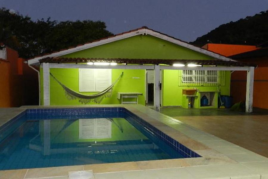 Casa Aluguel Temporada Guarujá