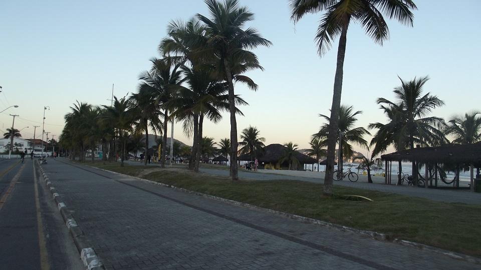 Orla da Praia da Enseada Guaruja