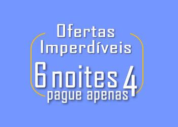 Oferta 6-4 Pousada Sorocotuba Guarujá
