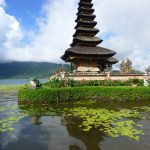 Ulan Danu Bratan water temple