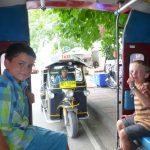 Tuc Tuc à Chiang Mai