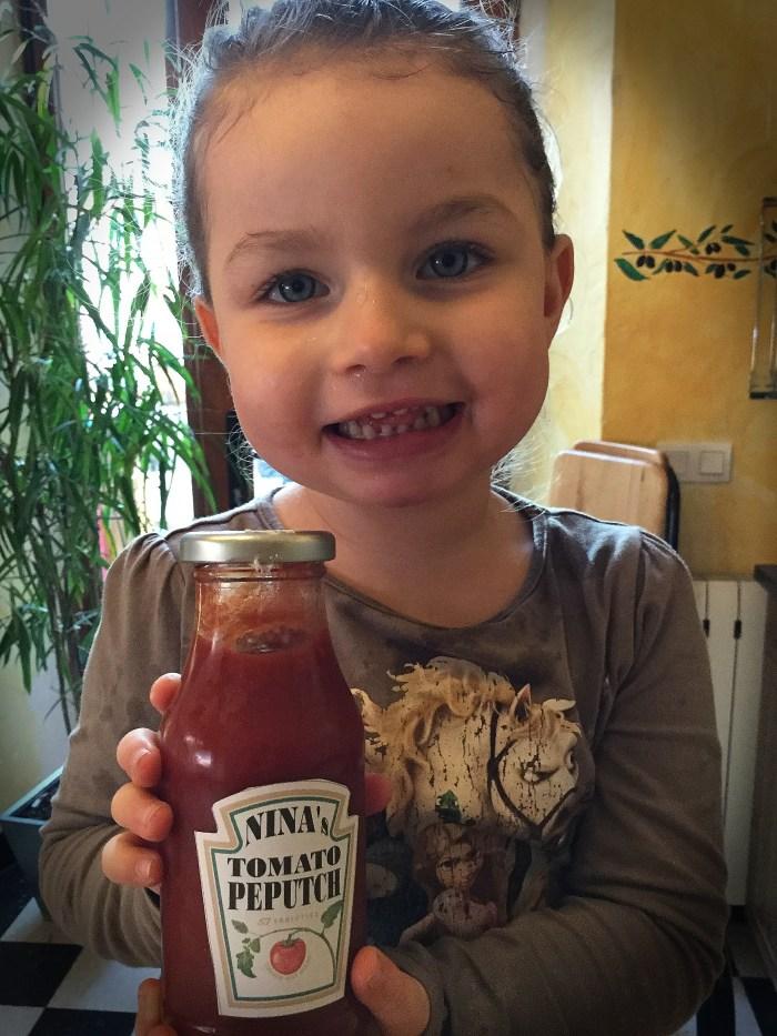 Recette du Ketchup