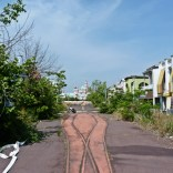 """Main Street"", Nara dreamland, Japon"
