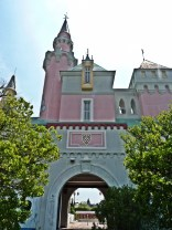 Fantasy land, Nara dreamland, Japon