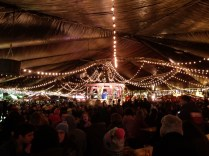 Concerts au Bavarian Village, Winter Wonderland, Londres