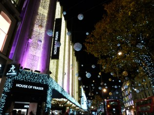 Oxford Street, Londres