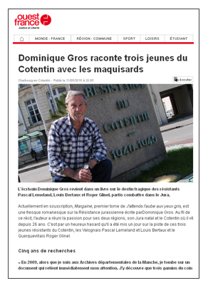 ouest france 160531