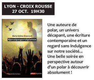 Le Progrè rencontre dedicace avec Marie-Hélène Branciard 1 1476370843
